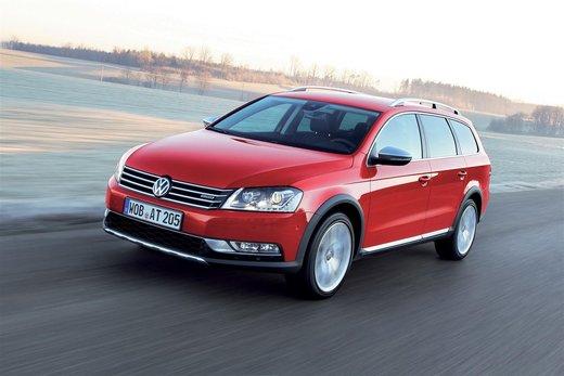 Volkswagen Passat Alltrack - Foto 8 di 10