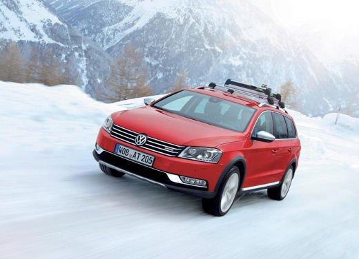 Volkswagen Passat Alltrack - Foto 10 di 10