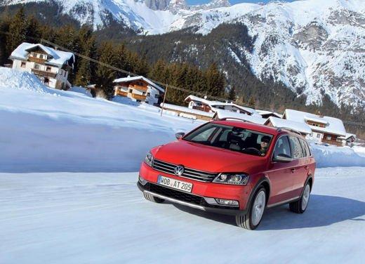 Volkswagen Passat Alltrack - Foto 1 di 10