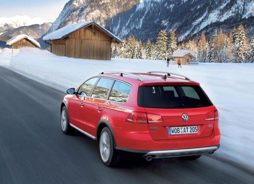 Volkswagen Passat Alltrack - Foto 4 di 10