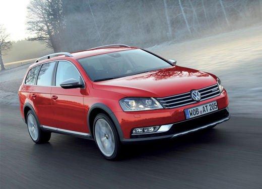 Volkswagen Passat Alltrack - Foto 7 di 10