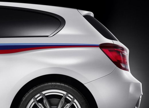 BMW Serie 1 M Performance - Foto 1 di 22