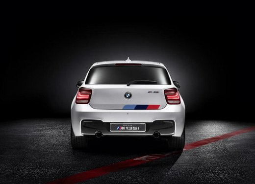 BMW Serie 1 M Performance - Foto 7 di 22