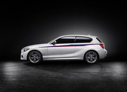 BMW Serie 1 M Performance - Foto 8 di 22