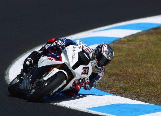 SBK GP di Australia 2012, superpole annullata - Foto 5 di 8