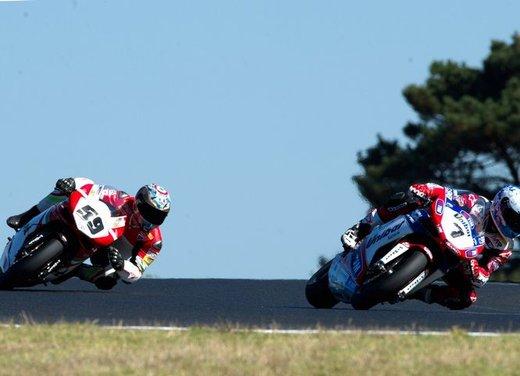 SBK GP di Australia 2012, superpole annullata - Foto 6 di 8