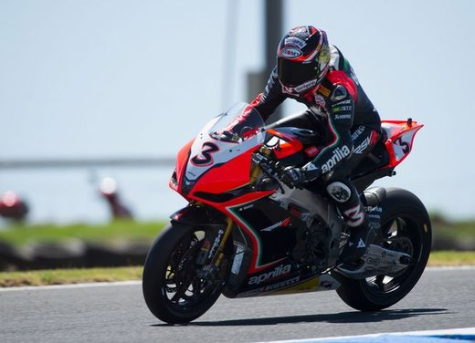 SBK GP di Australia 2012, superpole annullata - Foto 7 di 8