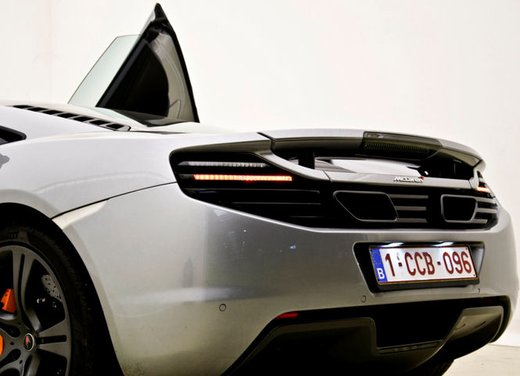 McLaren MP4 12C Supernova Edition - Foto 14 di 16