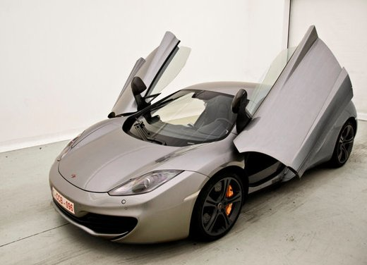 McLaren MP4 12C Supernova Edition - Foto 10 di 16