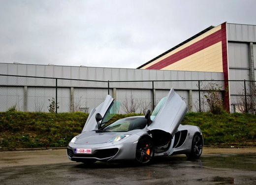 McLaren MP4 12C Supernova Edition - Foto 9 di 16