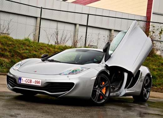McLaren MP4 12C Supernova Edition - Foto 5 di 16