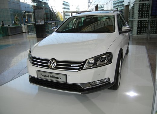 Volkswagen Passat Alltrack – Test drive - Foto 1 di 8