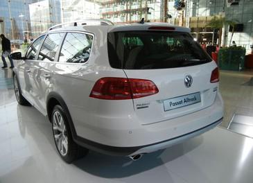 Volkswagen Passat Alltrack – Test drive - Foto 3 di 8