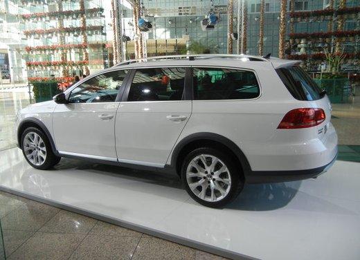 Volkswagen Passat Alltrack – Test drive - Foto 5 di 8