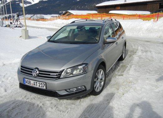 Volkswagen Passat Alltrack – Test drive - Foto 7 di 8