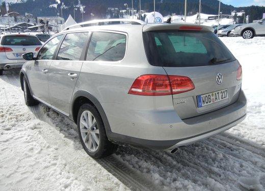 Volkswagen Passat Alltrack – Test drive - Foto 8 di 8