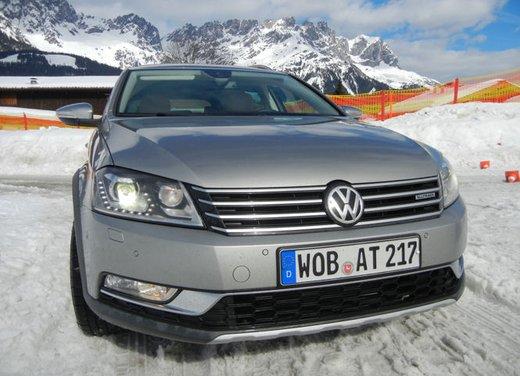 Volkswagen Passat Alltrack – Test drive - Foto 2 di 8