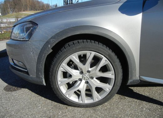 Volkswagen Passat Alltrack – Test drive - Foto 4 di 8
