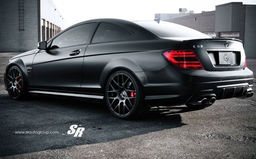 Mercedes C63 AMG tuning by SR Auto Group - Foto 2 di 8