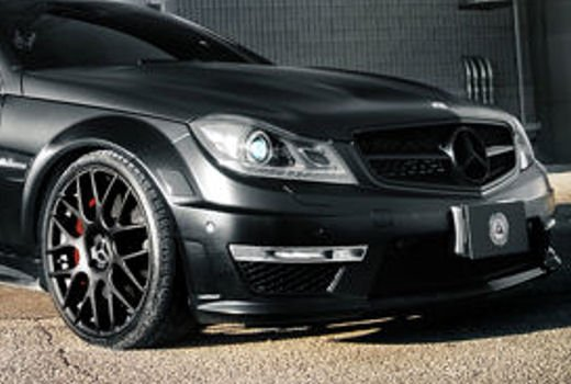 Mercedes C63 AMG tuning by SR Auto Group - Foto 1 di 8