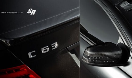 Mercedes C63 AMG tuning by SR Auto Group - Foto 3 di 8