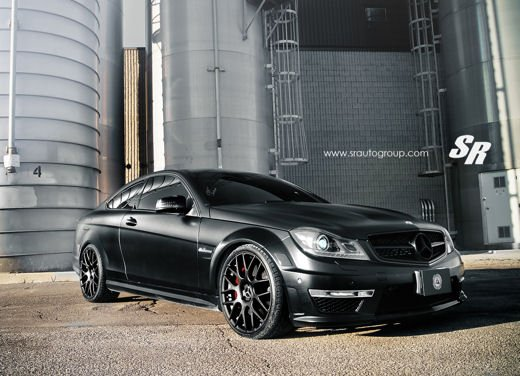 Mercedes C63 AMG tuning by SR Auto Group - Foto 7 di 8