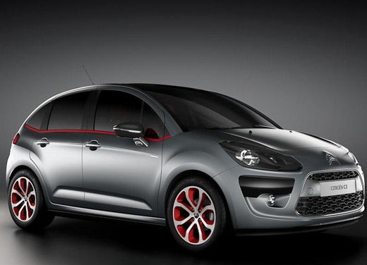 Citroen C3 Red Block - Foto 5 di 8