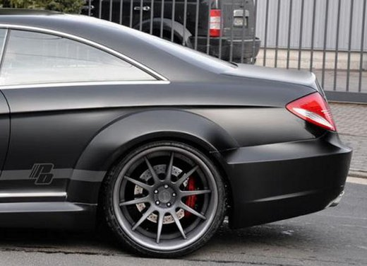 Mercedes CL Black Edition by Prior Design - Foto 9 di 11