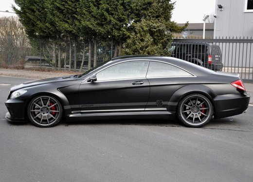 Mercedes CL Black Edition by Prior Design - Foto 3 di 11