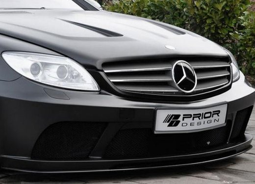 Mercedes CL Black Edition by Prior Design - Foto 6 di 11