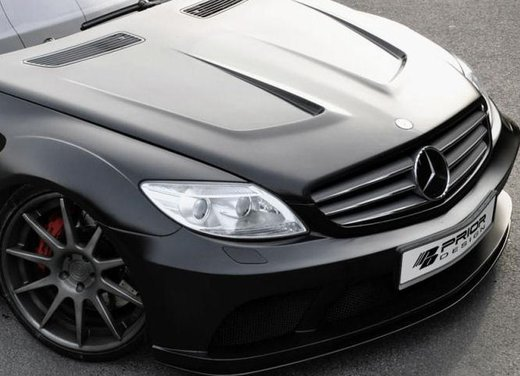 Mercedes CL Black Edition by Prior Design - Foto 4 di 11
