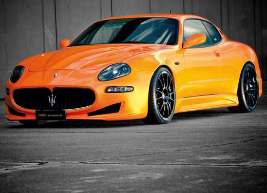 Maserati 4200 Evo Dynamic Trident by G&S Exclusive