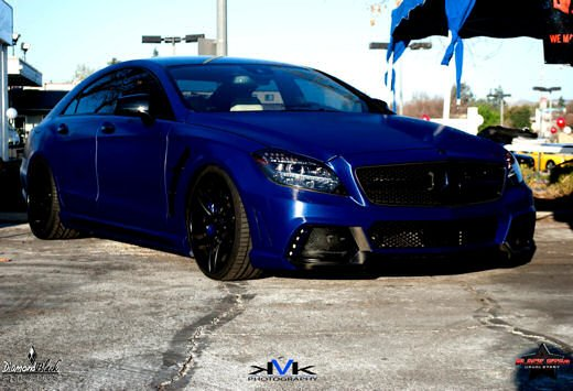 Mercedes CLS by Wald International - Foto 5 di 13