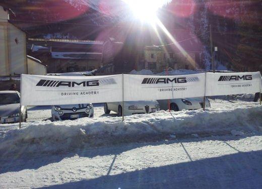 AMG Driving Academy, Corso di guida su neve - Foto 7 di 7
