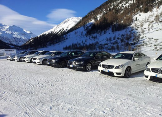 AMG Driving Academy, Corso di guida su neve - Foto 1 di 7