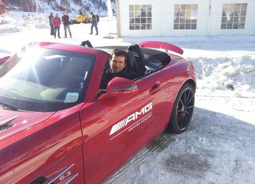 AMG Driving Academy, Corso di guida su neve - Foto 5 di 7