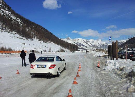 AMG Driving Academy, Corso di guida su neve - Foto 6 di 7