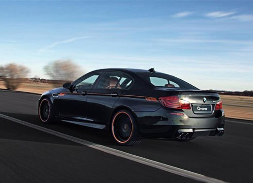 BMW M5 tuning by G-Power - Foto 4 di 8