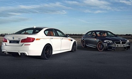 BMW M5 tuning by G-Power - Foto 5 di 8