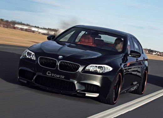 BMW M5 tuning by G-Power - Foto 7 di 8