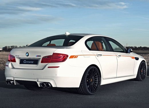 BMW M5 tuning by G-Power - Foto 8 di 8
