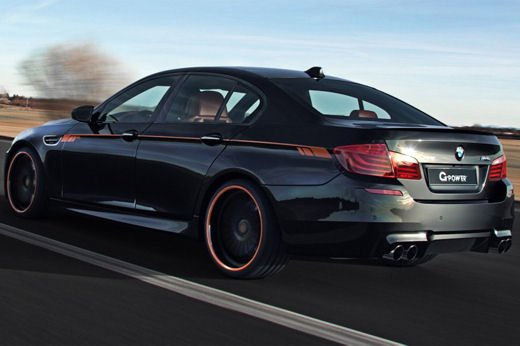 BMW M5 tuning by G-Power - Foto 1 di 8