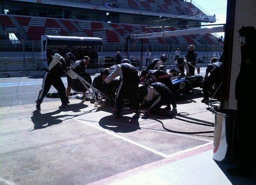 F1 test Barcellona: Alonso e la Ferrari chiudono al quarto posto - Foto 32 di 32