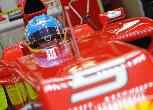 F1 test Barcellona: Alonso e la Ferrari chiudono al quarto posto - Foto 6 di 32