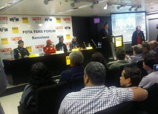 F1 test Barcellona: Alonso e la Ferrari chiudono al quarto posto - Foto 26 di 32