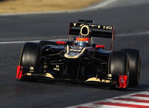 F1 test Barcellona: Alonso e la Ferrari chiudono al quarto posto - Foto 2 di 32