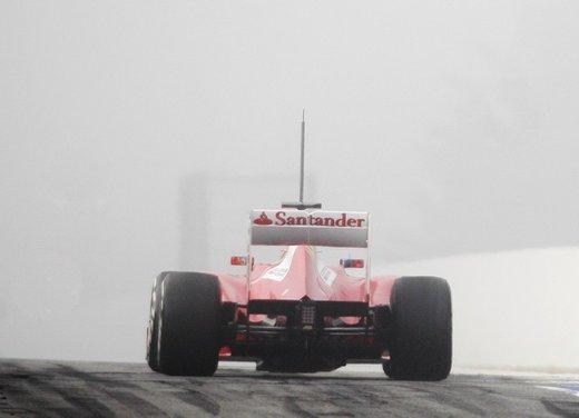 F1 test Barcellona: Alonso e la Ferrari chiudono al quarto posto - Foto 12 di 32