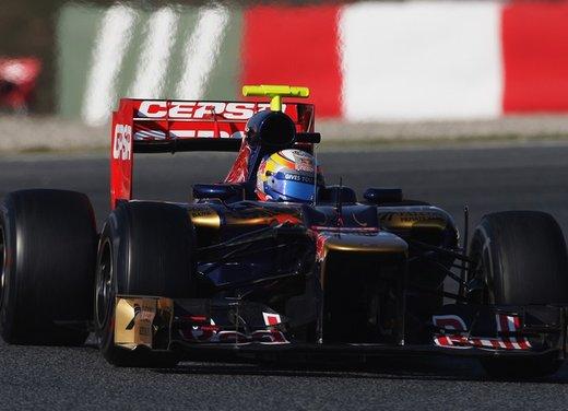 F1 test Barcellona: Alonso e la Ferrari chiudono al quarto posto - Foto 4 di 32