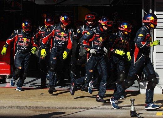 F1 test Barcellona: Alonso e la Ferrari chiudono al quarto posto - Foto 18 di 32