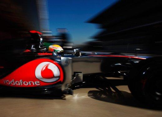 F1 test Barcellona: Alonso e la Ferrari chiudono al quarto posto - Foto 20 di 32